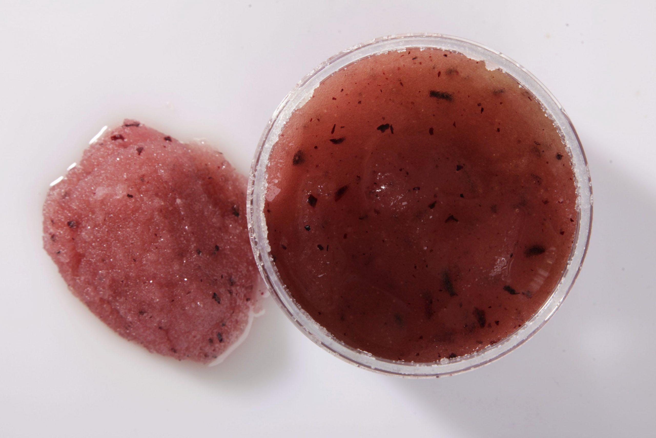 Cukrowy peeling do ciała ZIELONA HERBATA 550 g