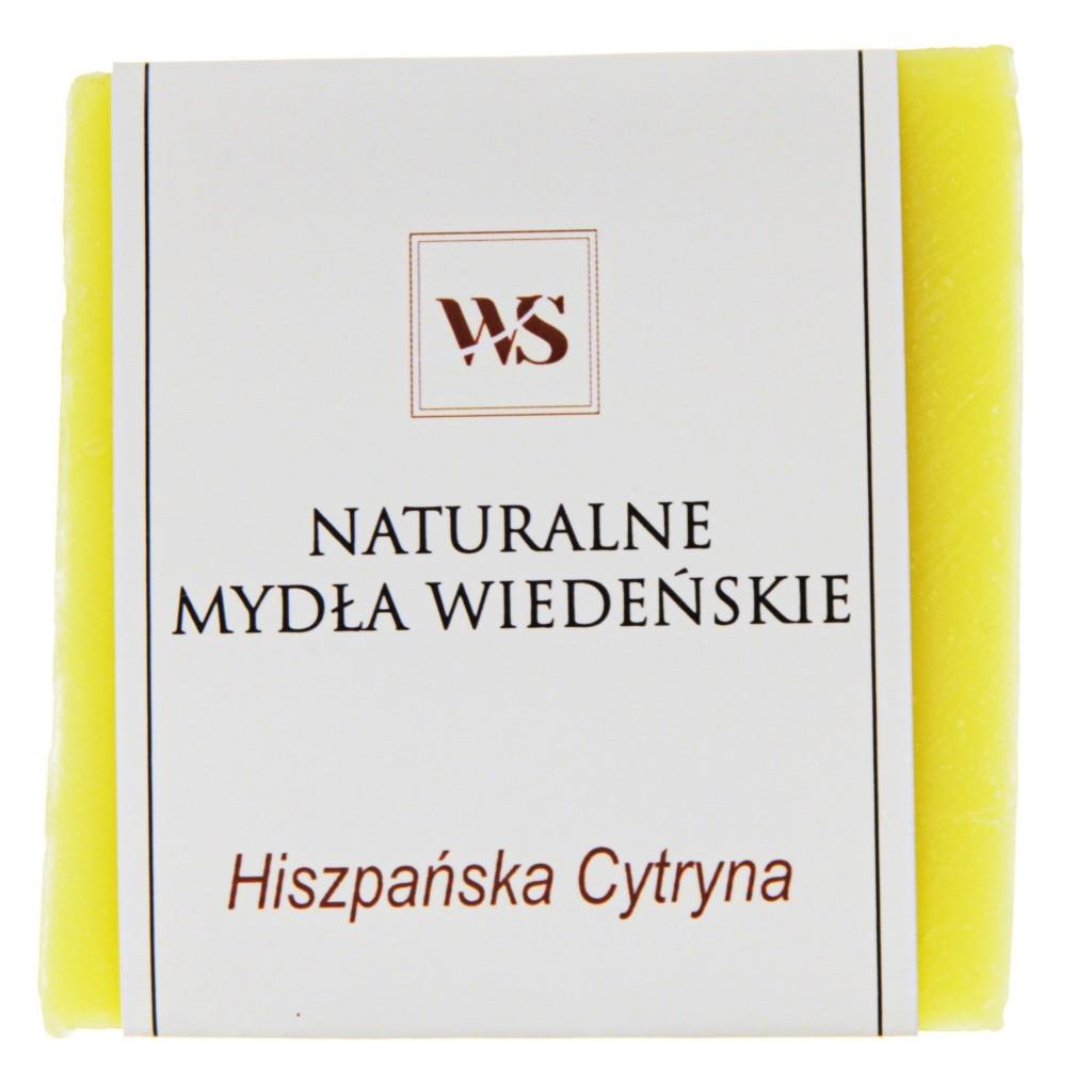Mydło naturalne Hiszpańska Cytryna - Mydła Wiedeńskie