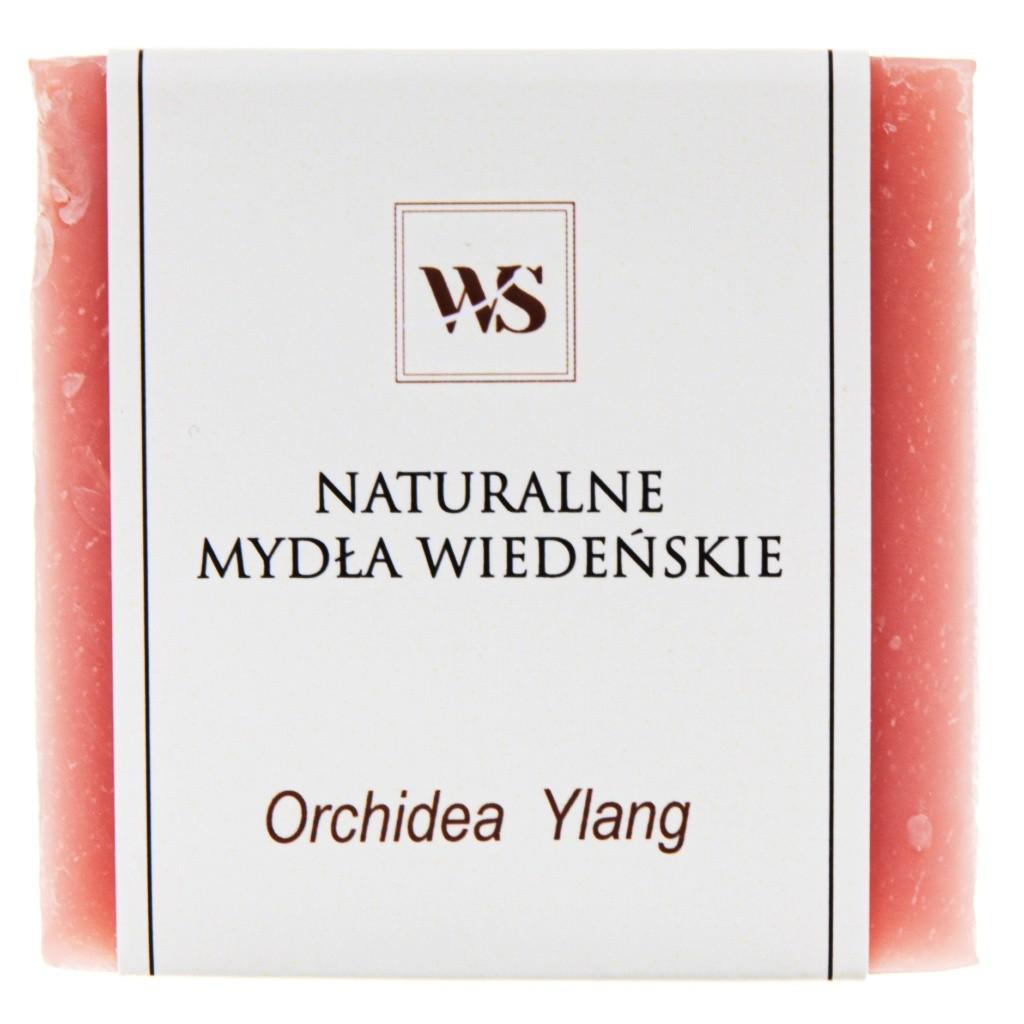 Mydło naturalne Orchidea ylang - Mydła Wiedeńskie