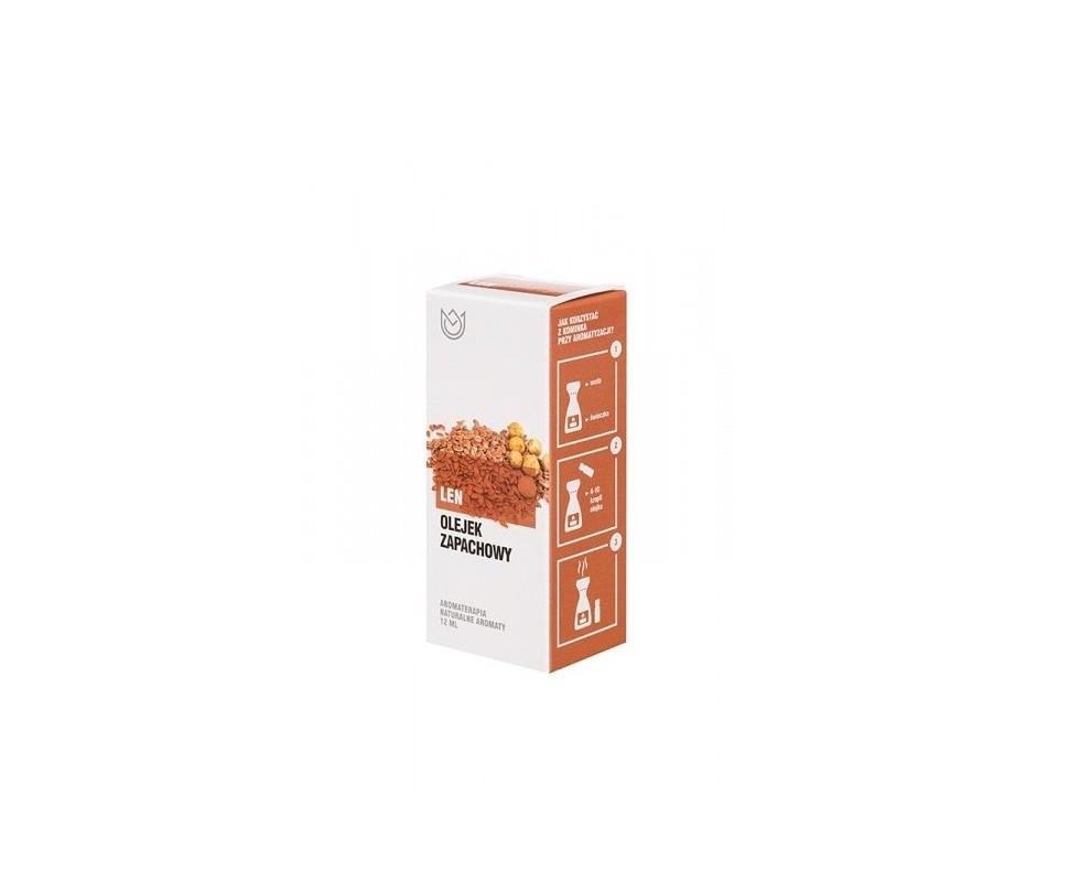 Olejek zapachowy len 12 ml