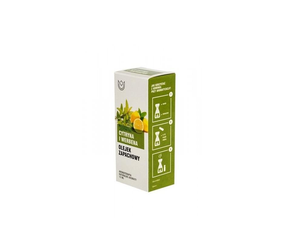 Olejek zapachowy cytryna i werbena 12 ml