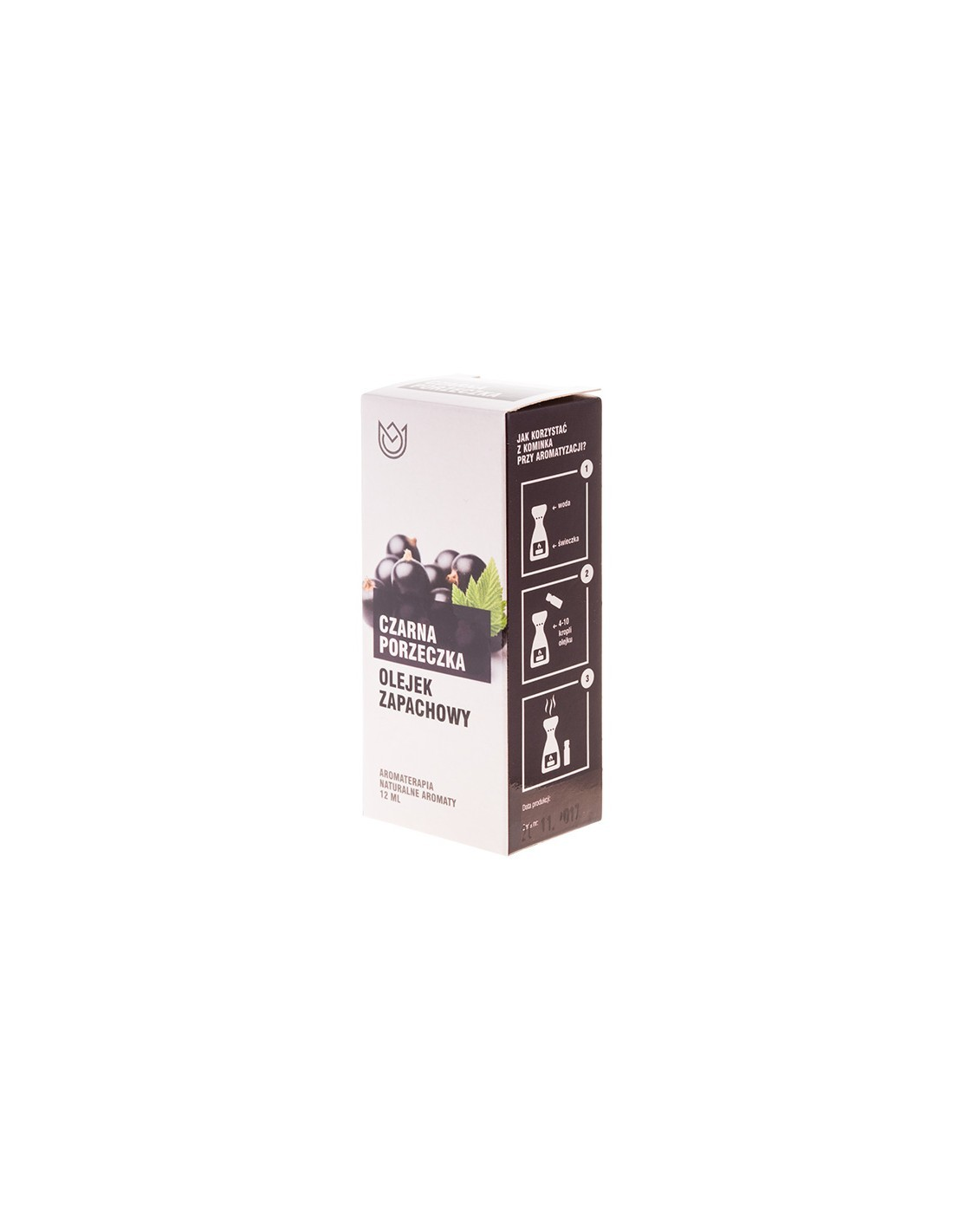 Olejek zapachowy 12 ml czarna porzeczka
