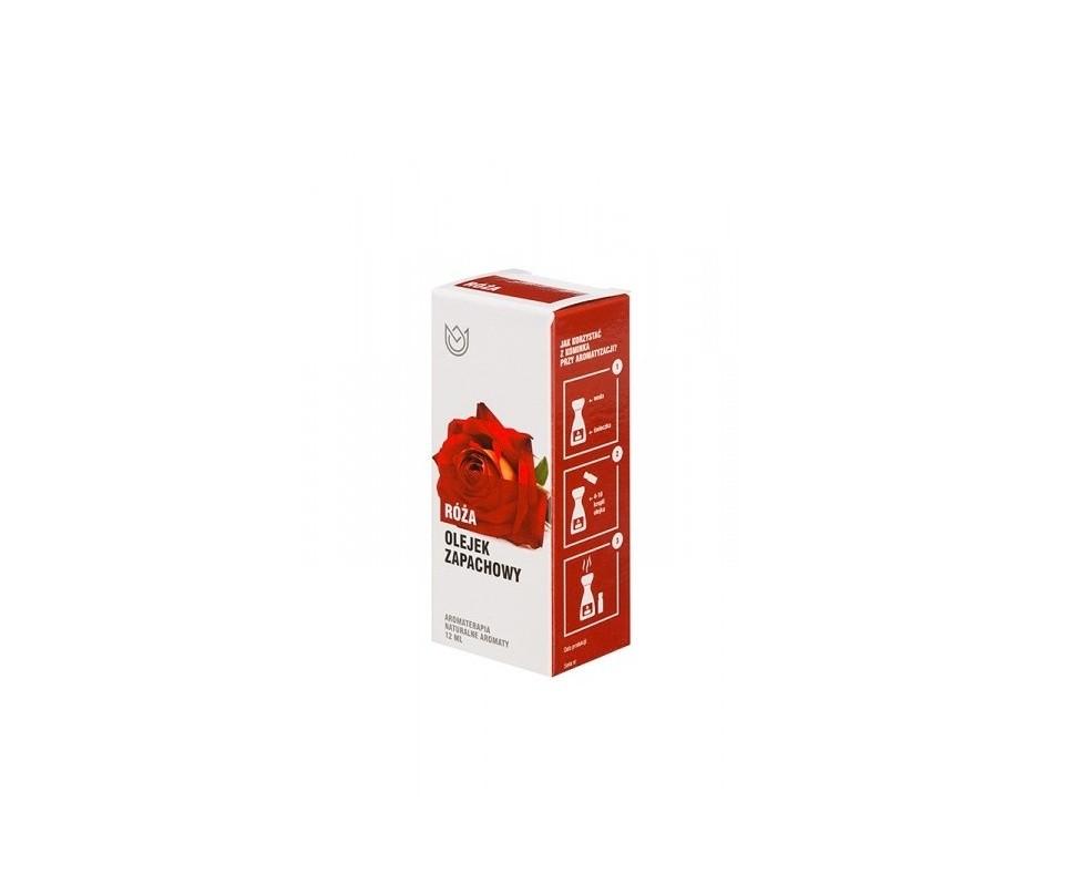 Olejek zapachowy róża 12 ml