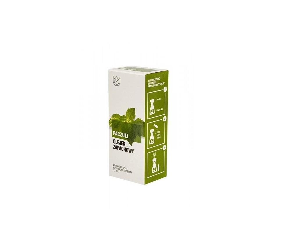 Olejek zapachowy paczuli 12 ml