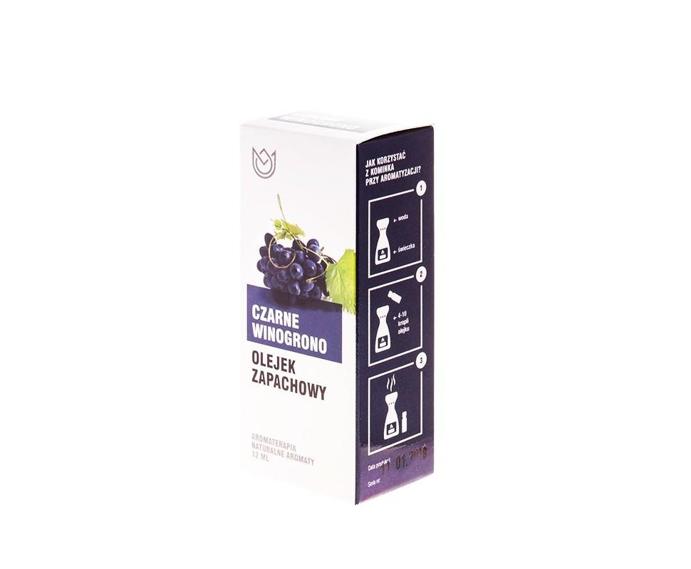 Olejek zapachowy czarne winogrono 12 ml