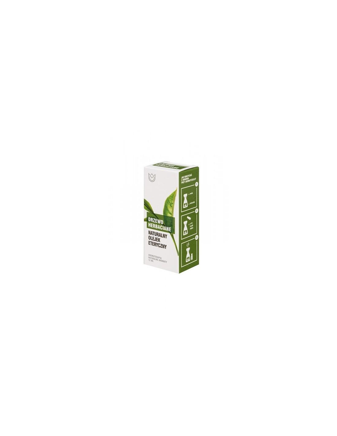 Olejek eteryczny z drzewa herbacianego 12 ml