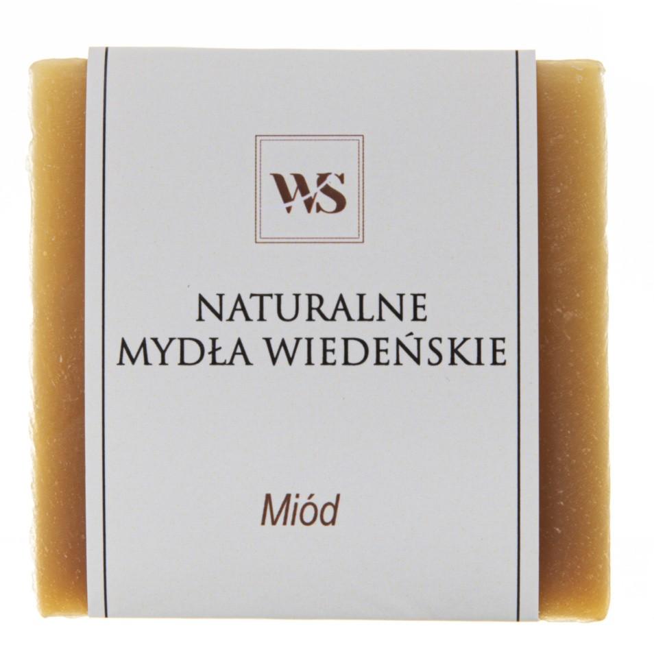 Naturalne mydło miód - Mydła wiedeńskie