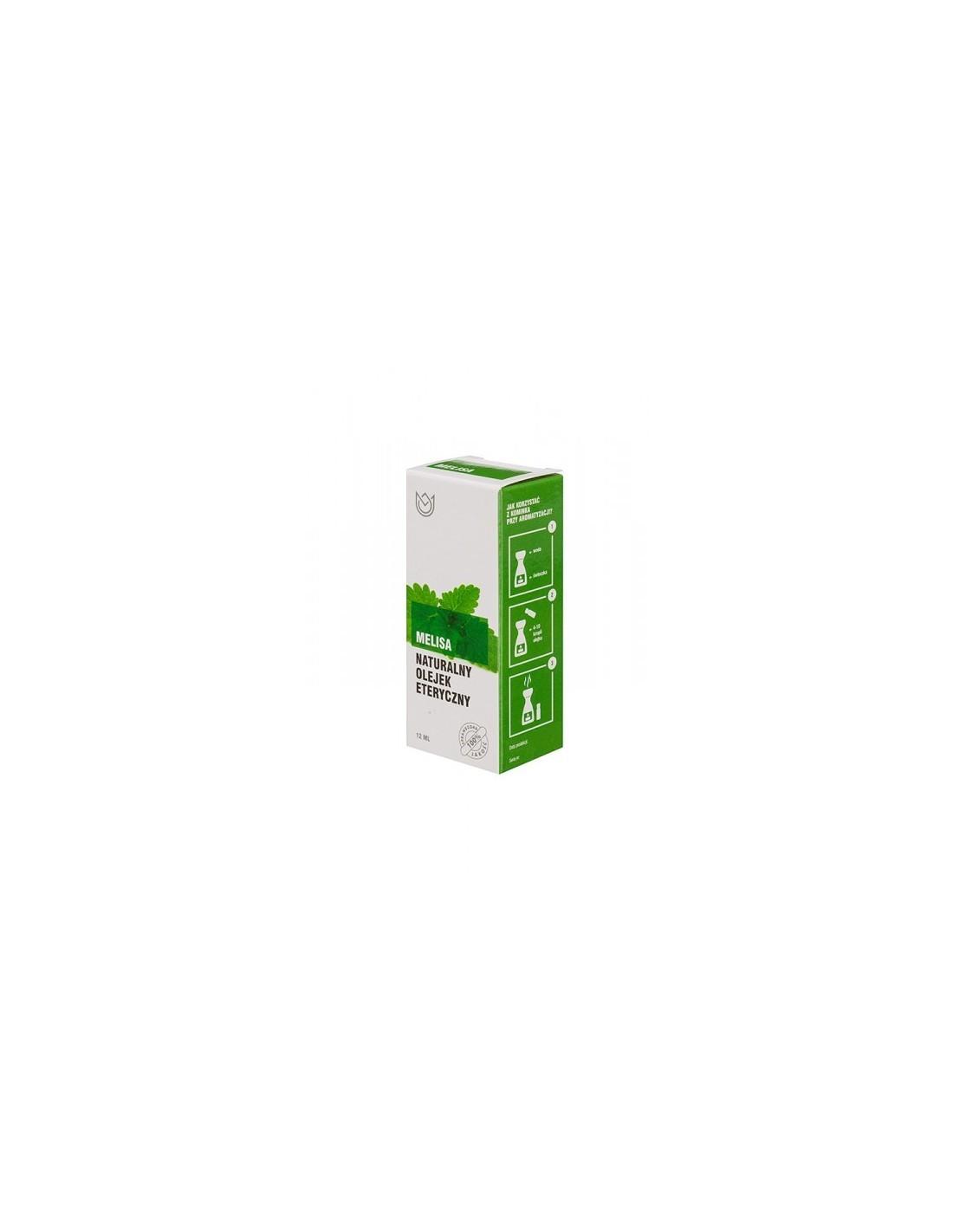 Olejek eteryczny melisa 12 ml